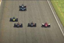 Indycar iRacing: McLaughlin gewinnt, Norris wird abgeschossen