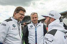 BMW-Vorstand: DTM-Zukunft, Audi-Schelte, Formel-1-Absage