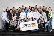 Motorsport-Magazin.com sagt Danke für Deine Unterstützung