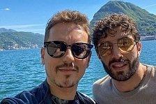 MotoGP - Nach Doping-Skandal: Lorenzo verteidigt Andrea Iannone
