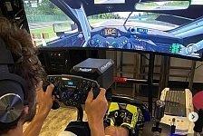 Valentino Rossi steigt bei Sim-Racing aus: Mama hat gekocht!