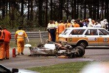Formel 1 heute vor 38 Jahren: Villeneuve-Tragödie in Zolder