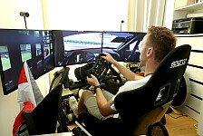 DTM - Video: DTM-Champion Rene Rast: So lebt der Audi-Star privat