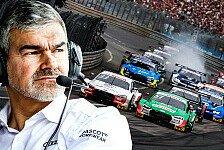 Audi nicht der Totengräber der DTM: Sportchef Gass im Interview