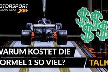 Formel 1 - Video: Warum ist die Formel 1 so teuer?