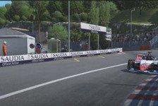 Formel E, virtueller E-Prix: Wehrlein stoppt Günthers Serie