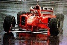 Formel 1 heute vor 24 Jahren: Schumi siegt, Rubinho feiert