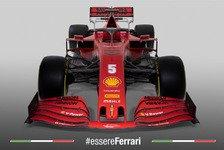 Formel 1, Ferrari: Ricciardo, Sainz & Co - wer ersetzt Vettel?