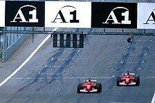 Formel 1 heute vor 18 Jahren: Stallregie! Alle hassen Ferrari