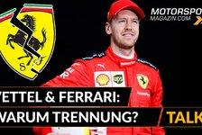 Formel 1 - Video: Formel 1: Vettel & Ferrari - Wie kam es zur Trennung?