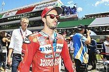 MotoGP: Andrea Dovizioso fit für Rennen in Jerez