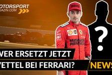 Formel 1 - Video: Formel 1 2021: Wer ersetzt Vettel bei Ferrari?