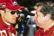 Formel 1 heute vor 19 Jahren: Jean Todt sagt den bösen Satz