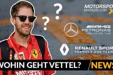 Formel 1 - Video: Formel 1: Tritt Sebastian Vettel jetzt zurück?