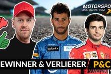 Formel 1 2021: Gewinner & Verlierer von Vettels Ferrari-Aus