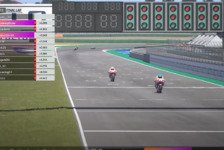 MotoGP: Alex Marquez besiegt Marc bei virtuellem GP