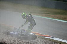 MotoGP - Petronas Yamaha mahnt: Rossi muss konkurrenzfähig sein