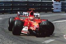 Formel 1 heute vor 16 Jahren: Schumacher crasht perfekte Saison