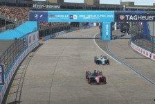 Formel E, virtueller ePrix: Oliver Rowland siegt in Berlin