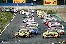 ADAC GT Masters startet auf dem Lausitzring in die Saison 2020