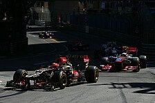 Formel 1 heute vor 7 Jahren: Kimi droht Perez mit Prügel