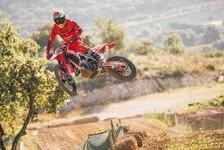 MotoGP - Video: MotoGP: Marc und Alex Marquez fahren wieder - Motocross