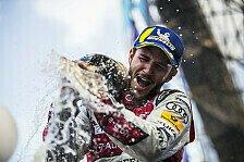 Daniel Abts Formel-E-Highlights mit Audi 2014 bis 2020
