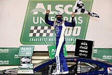NASCAR 2020: Fotos Rennen 8 - Charlotte Motor Speedway