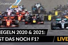 Formel 1 - Video: Neue Regeln: Ist das noch Formel 1?
