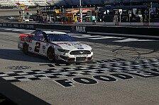 NASCAR 2020: Fotos Rennen 9 - Bristol Motor Speedway