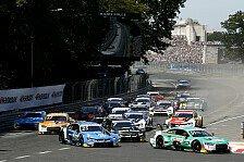 DTM-Rennkalender 2020 mit Norisring und Spa-Francorchamps