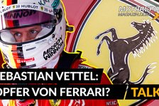 Formel 1 - Video: Formel 1: War Sebastian Vettel ein Opfer von Ferrari?