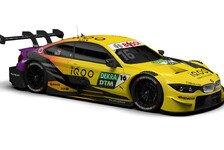 BMW zeigt DTM-Autos 2020: Timo Glock wieder im Gelben Biest