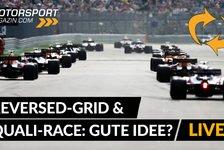 Formel 1 - Video: Reversed-Grid: Umgedrehte Startaufstellung in der Formel 1?