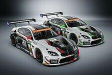 ADAC GT Masters: Bullige Supersportwagen bei PS on Air