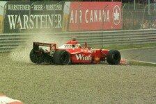Formel 1 heute vor 23 Jahren: Schumacher eliminiert Frentzen