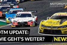DTM-Testfahrten Nürburgring: Auftakt in die Corona-Saison 2020