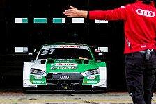 DTM: WRT-Rookie Ed Jones verpasst Nürburgring-Testfahrten