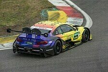 DTM-Test, Tag 1: BMW pulverisiert Nürburgring-Streckenrekord
