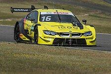 DTM - Video: DTM-Testfahrten Nürburgring, Tag 3: Stimmen von Glock und Co.