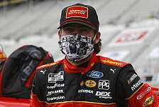 NASCAR Maskenball: Die kreativsten Mundschutz-Designs