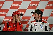 MotoGP - KTM sucht Espargaro-Ersatz: Petrucci, Crutchlow, Dovi?
