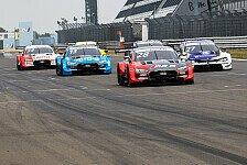 DTM-Test, Tag 2: Habsburg beschert Audi-Kundenteam WRT Bestzeit