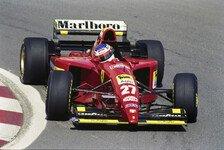 Formel 1 heute vor 25 Jahren: Sebastian Vettel gefällt das!