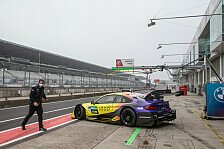 DTM-Tests - Wittmann crasht Glocks BMW: Talent ausgegangen