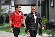 Jean Alesi verkauft Ferrari F40 für F2-Karriere des Sohnes