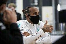 Formel-1-Comeback nach Corona: Bilder vom ersten Mercedes-Test