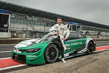 DTM 2021: Marco Wittmann startet im Walkenhorst-BMW