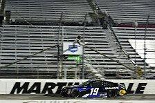 NASCAR 2020: Fotos Rennen 11 - Martinsville Speedway