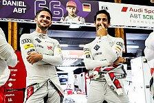 Abt unterschätzt: Audi-Teamkollege hofft auf Formel-E-Zukunft